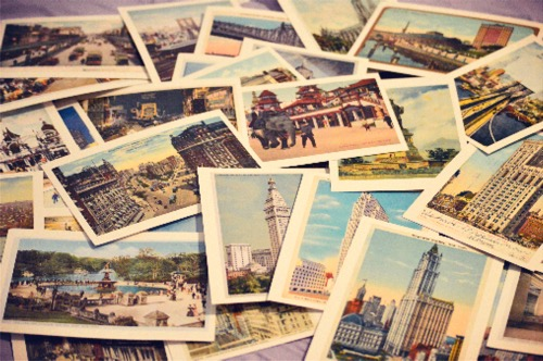 Postcards from History